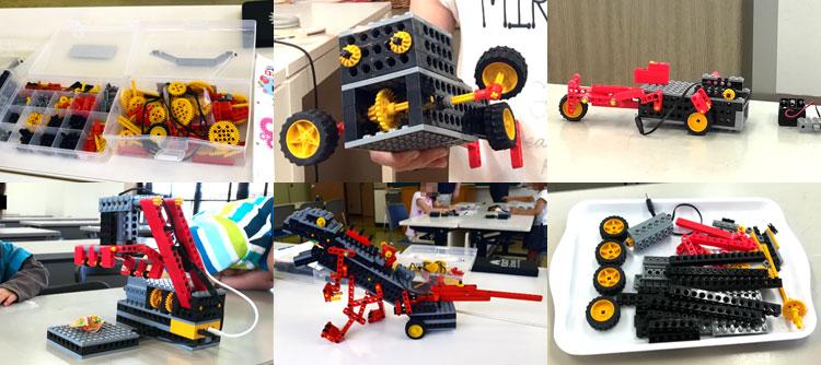 【徹底比較】ヒューマンアカデミーロボット教室とタミヤロボットスクールの違い