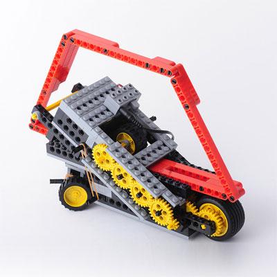 ヒューマンアカデミーロボット教室で作るロボット